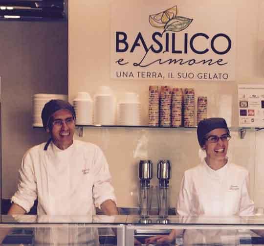 clienti basilico e limone Levanto (italy)