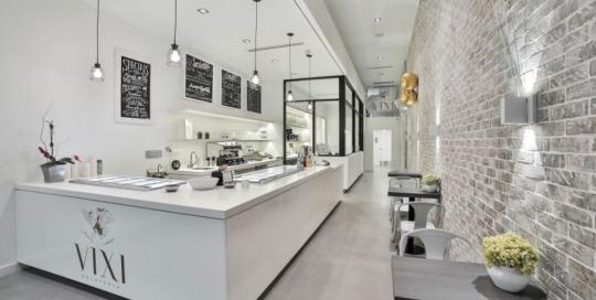 Our customers ,vixi-gelateria-miami